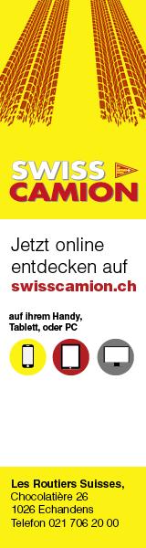 Les Routiers Suisses - SWISS CAMION