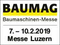 Baumaschinenmesse 2.-5. Februar 2017