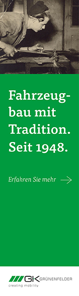 GK Grünenfelder - Fahrzeugbau mit Tradition. Seit 1948.