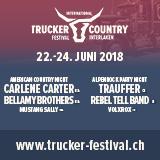 Trucker- & Country Festival - Interlaken, 22.-24. Juni 2018